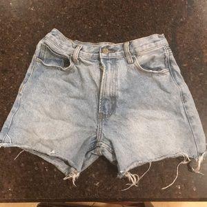 Brandy Mellville denim shorts
